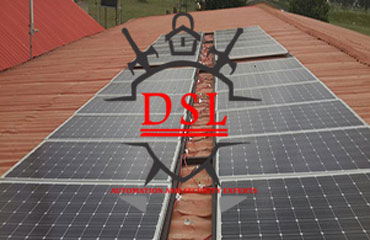 Solar and Inverter Installation